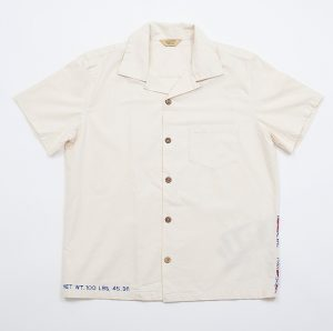 North Shore Shirt, Cotton Heavy Squareweave