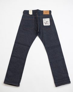 CLINT: Roswell Selvage, 14,5 Oz, Unwashed