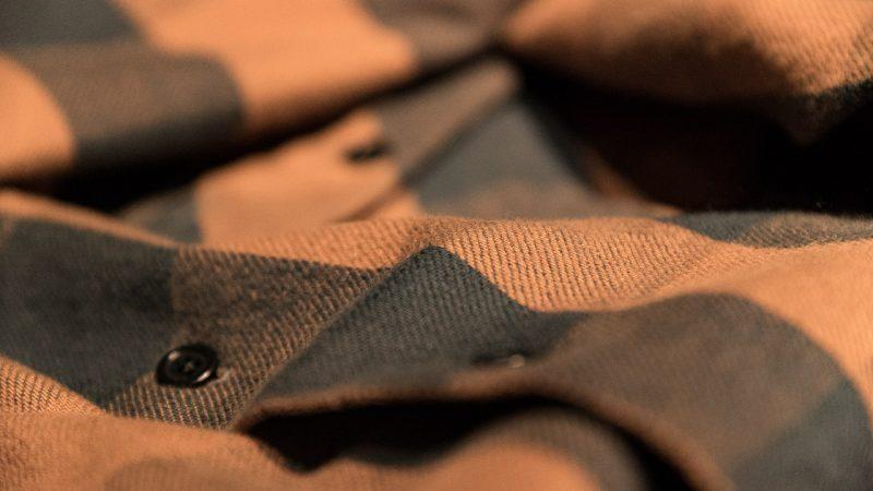 3by1 heavy flannel, Japan Selvedge Nihon Menpu