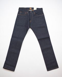 RAY: Roswell Selvage, 14,5 Oz, Unwashed