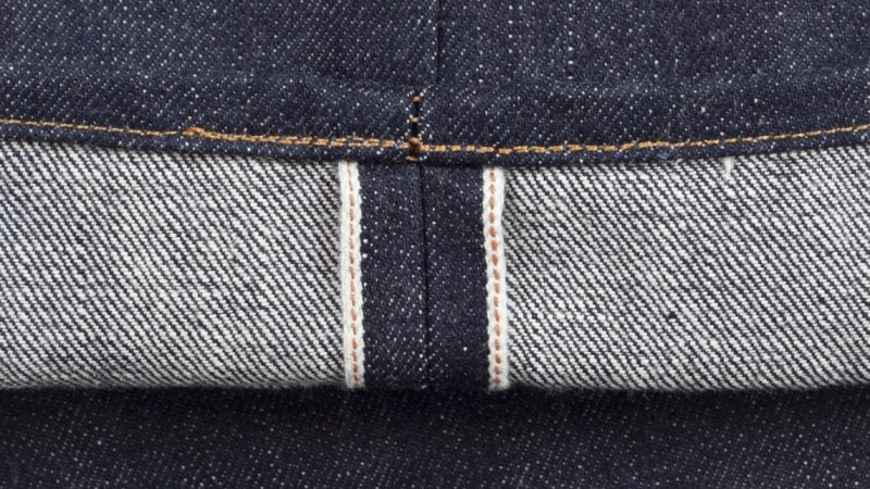 No2, Nihon Menpu Japan selvedge 16 oz