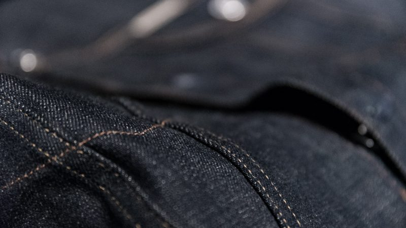 Winlock Selvedge Denim