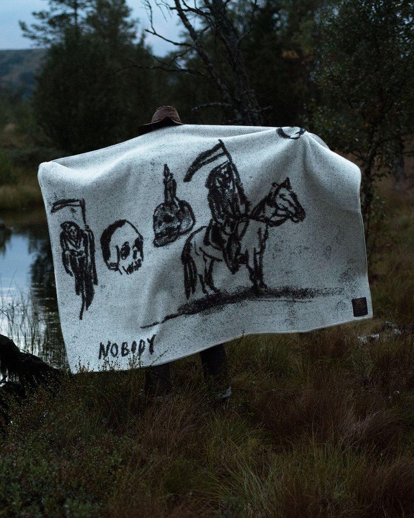 Wes Lang Blanket